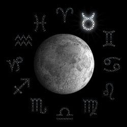 Луна в Тельце
