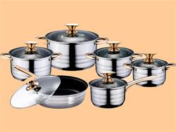 Посуда из литого алюминия