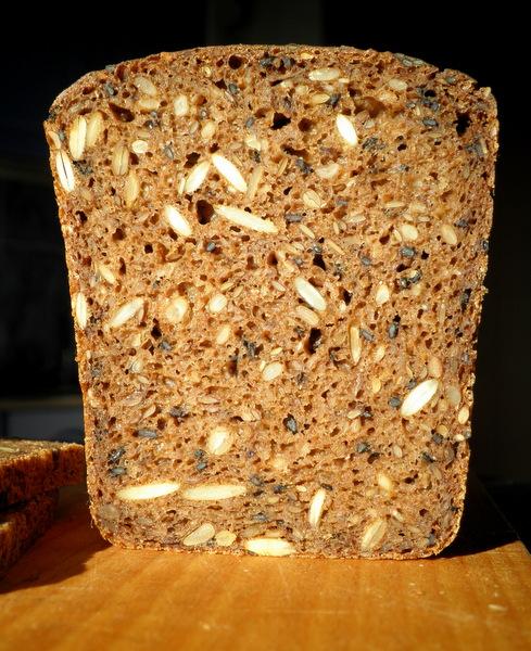 Зерновой хлеб самостоятельно