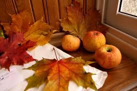 Сезонный календарь работ на октябрь