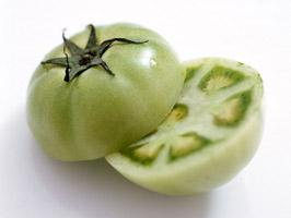 Варение из зелёных помидоров к мясу