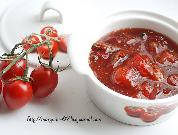 Варенье из помидор